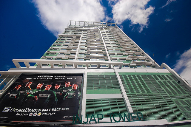 Injap Tower Hotel Review
