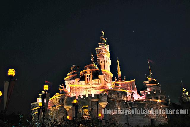 Hong Kong Disneyland Rides : Fantasyland