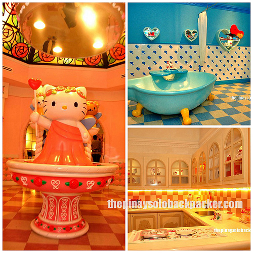 Hello Kitty Town and Little Big Club at Putheri Harbour Family Theme Park
