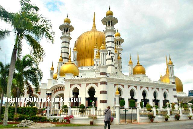 The Royal Town of Kuala Kangsar