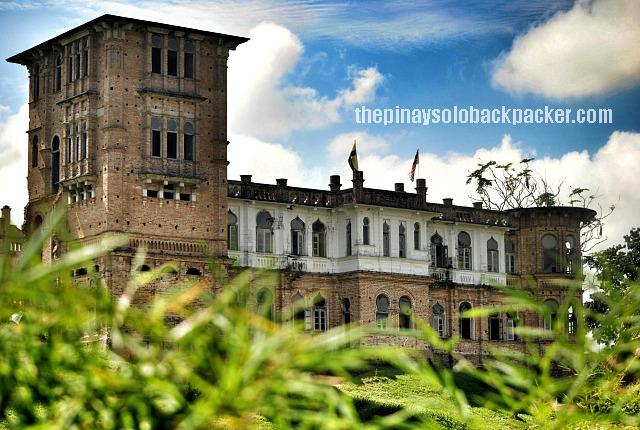 Perak, Malaysia : Kellie's Castle and Tanjung Tualang Tin Dredge