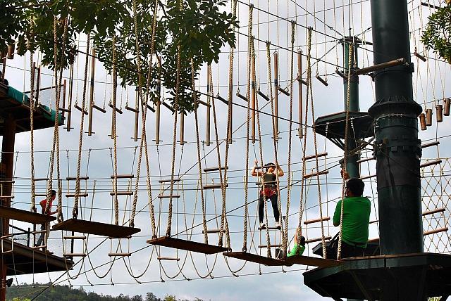 Escape Adventure Park in Penang Malaysia