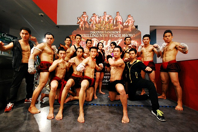 The Muay Thai Live : The Legend Lives Show