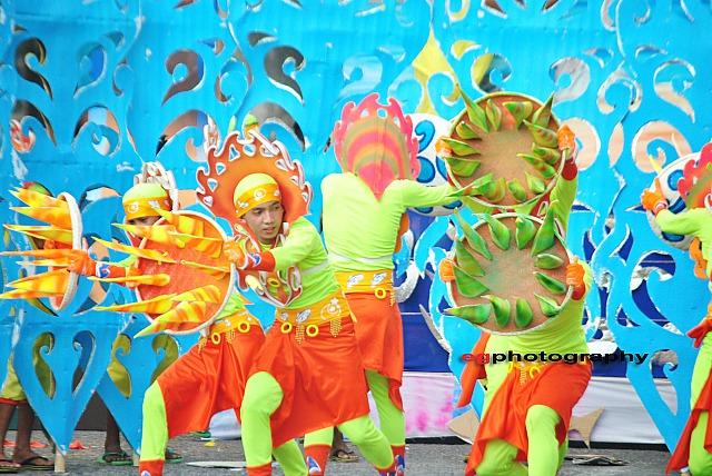 Bulan Celebrates Padaraw Festival