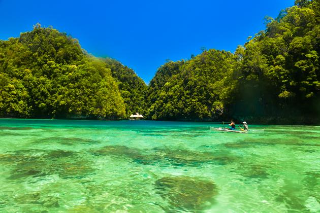 Bucas Grande Island  (Sohoton) Travel Guide