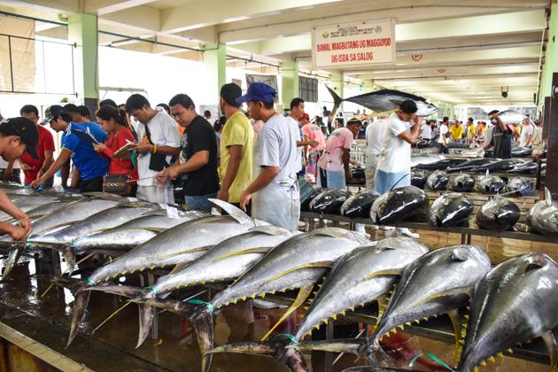 On The Tuna Trail: General Santos