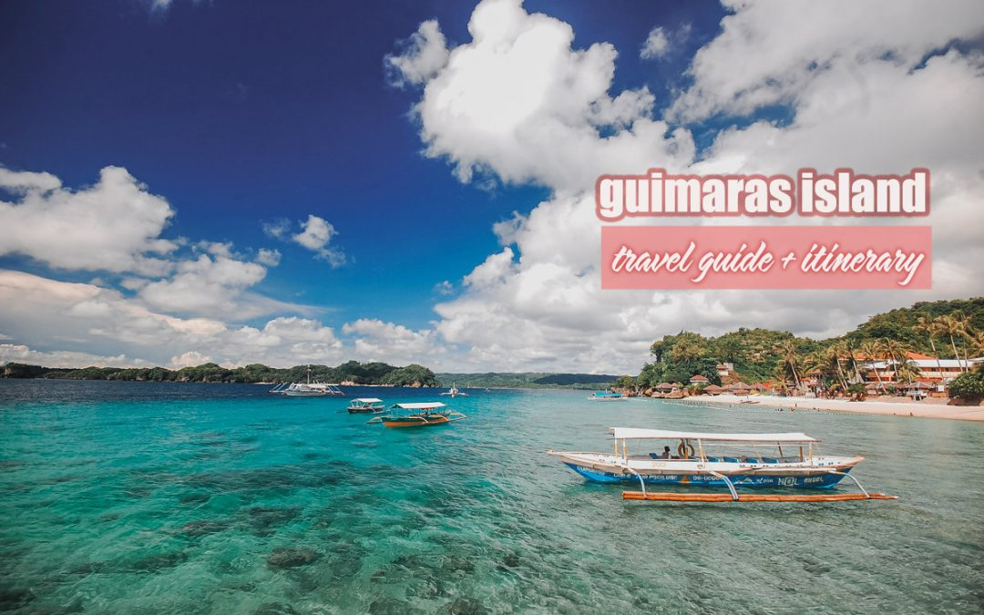 GUIMARAS TRAVEL GUIDE (Budget + Itinerary)