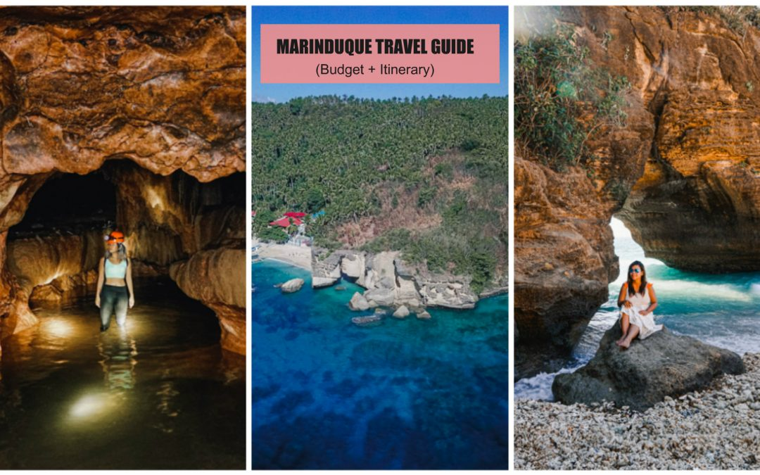 MARINDUQUE: TRAVEL GUIDE ( BUDGET + ITINERARY )