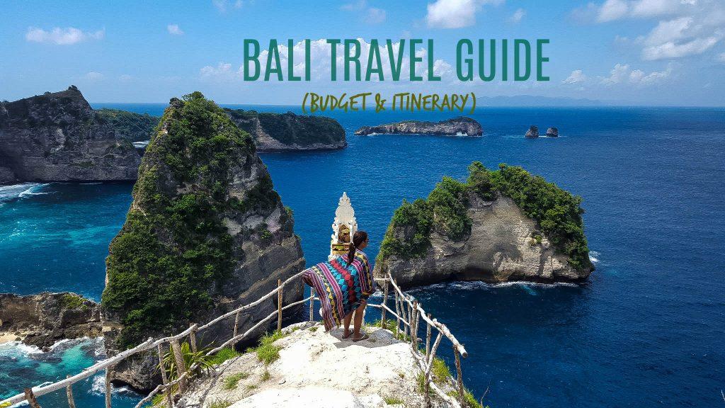 Bali Travel Guide Itinerary Budget Blog 2019 The Pinay Solo