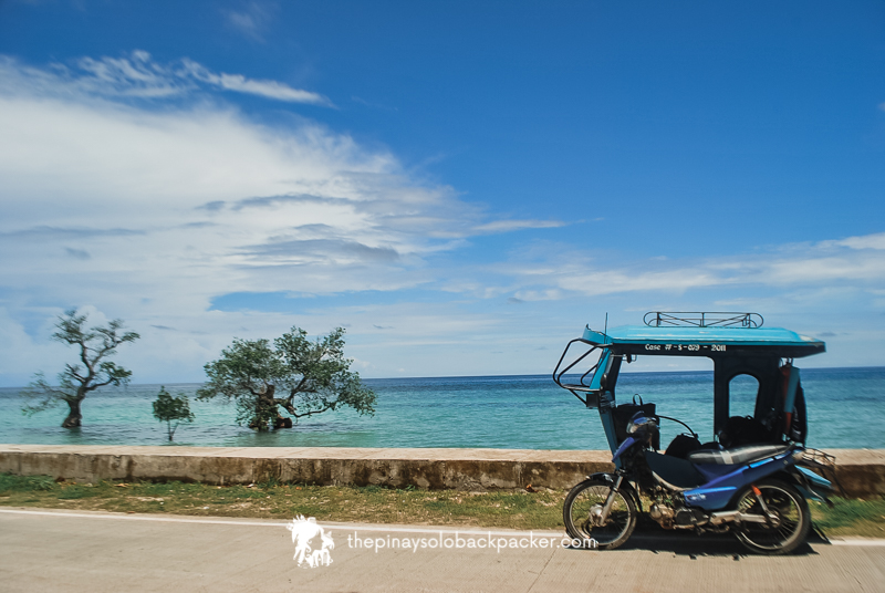 siquijor tricycle