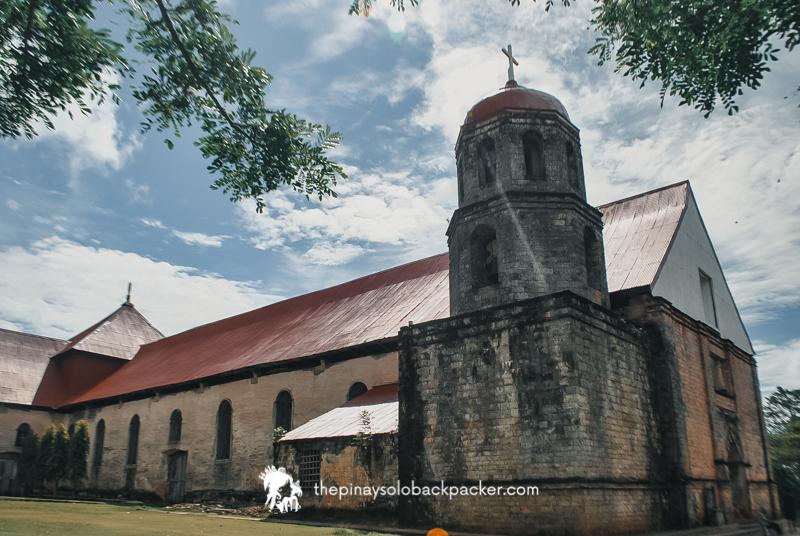 siquijor: Lazi church