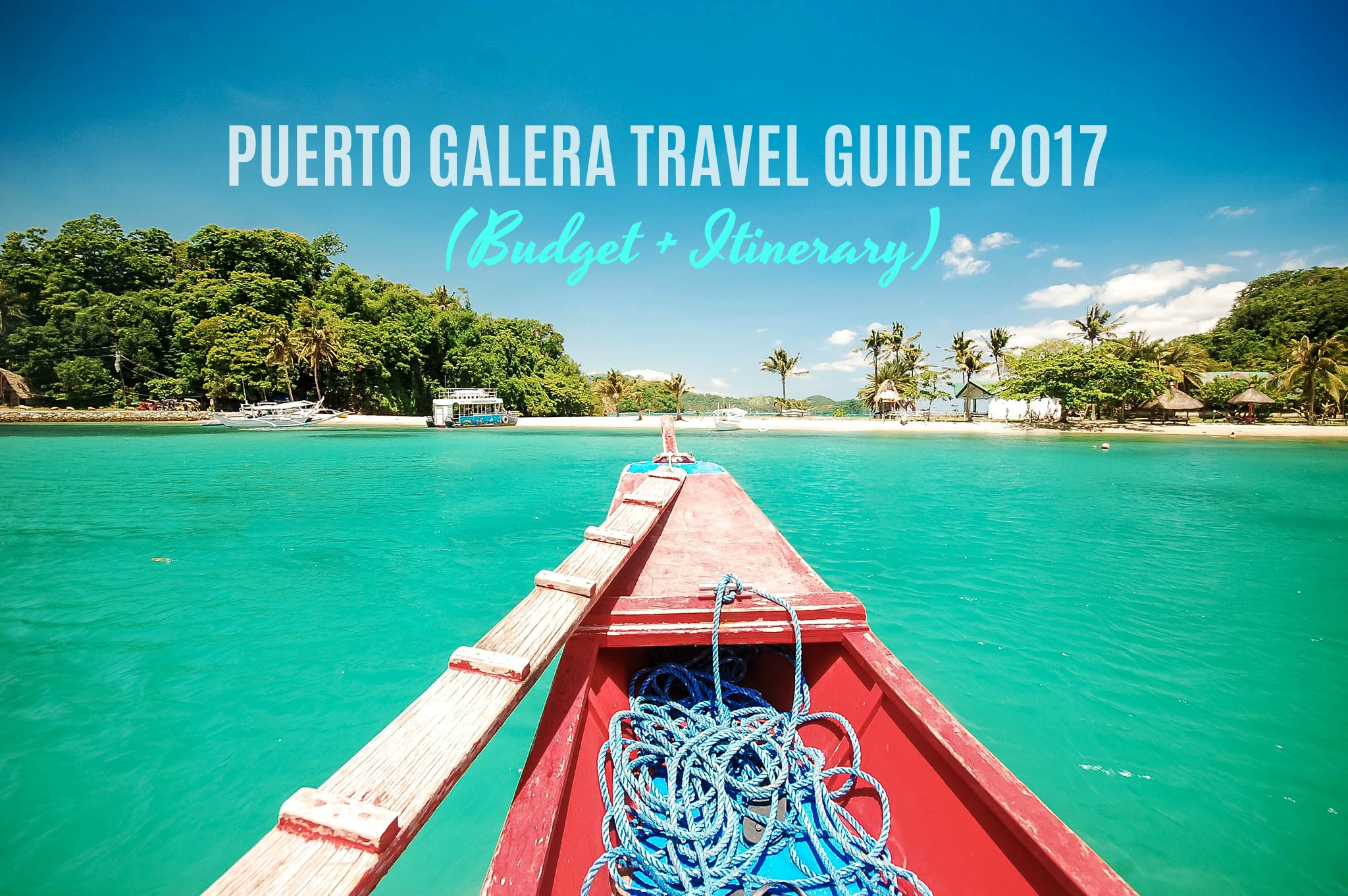 how to go to puerto galera