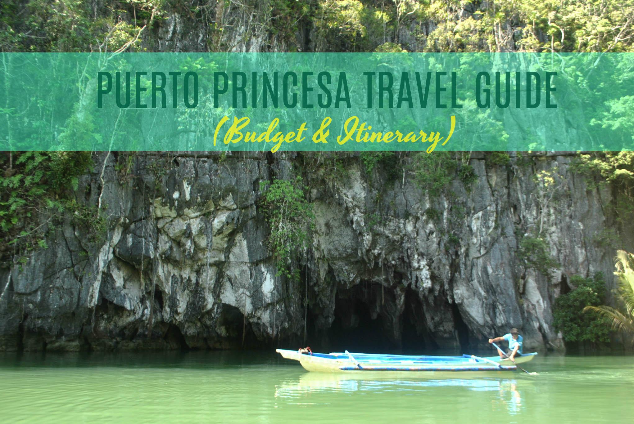 PUERTO PRINCESA TRAVEL GUIDE 2019 (Budget + Itinerary)