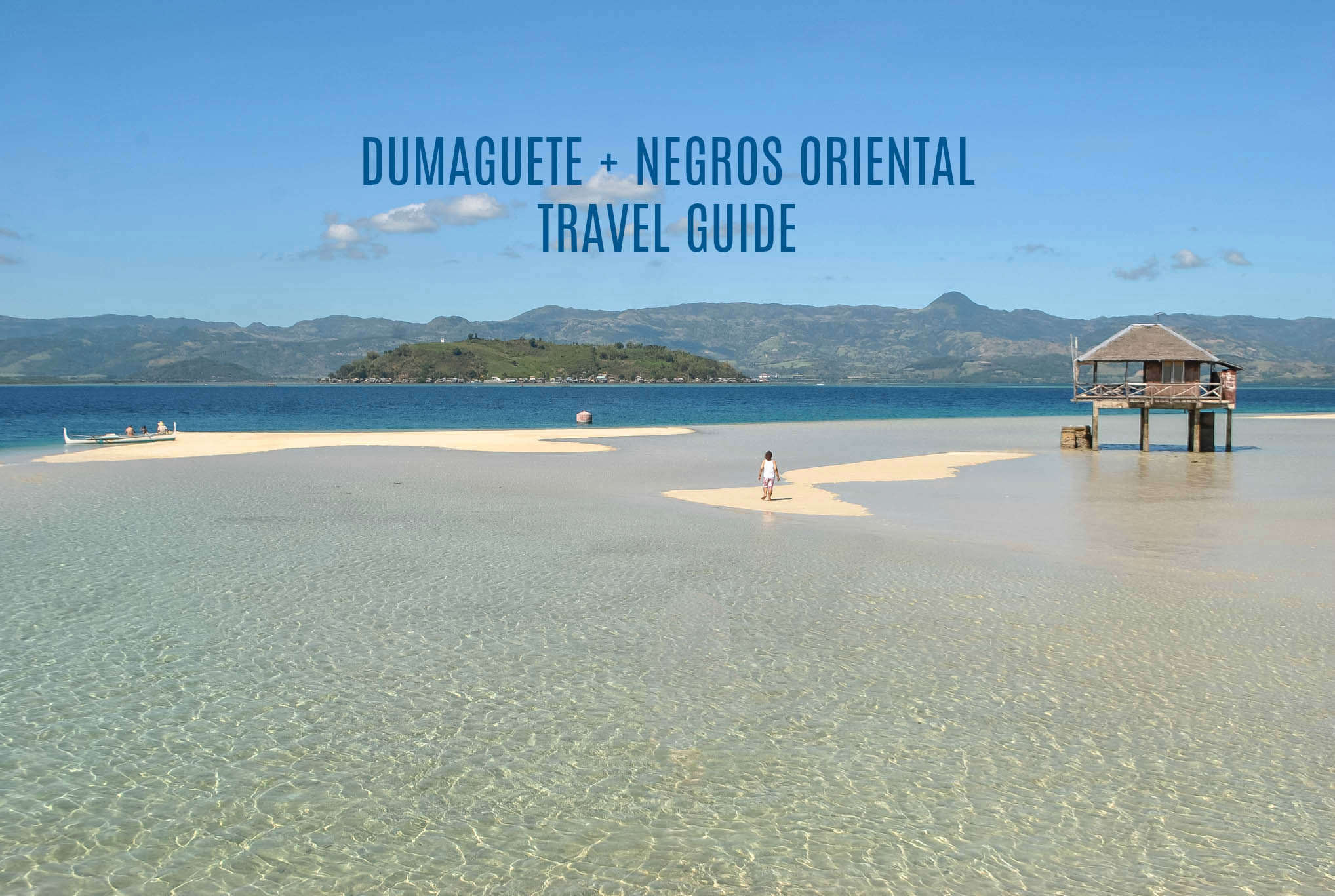 DUMAGUETE + NEGROS TRAVEL GUIDE (Budget + Itinerary)