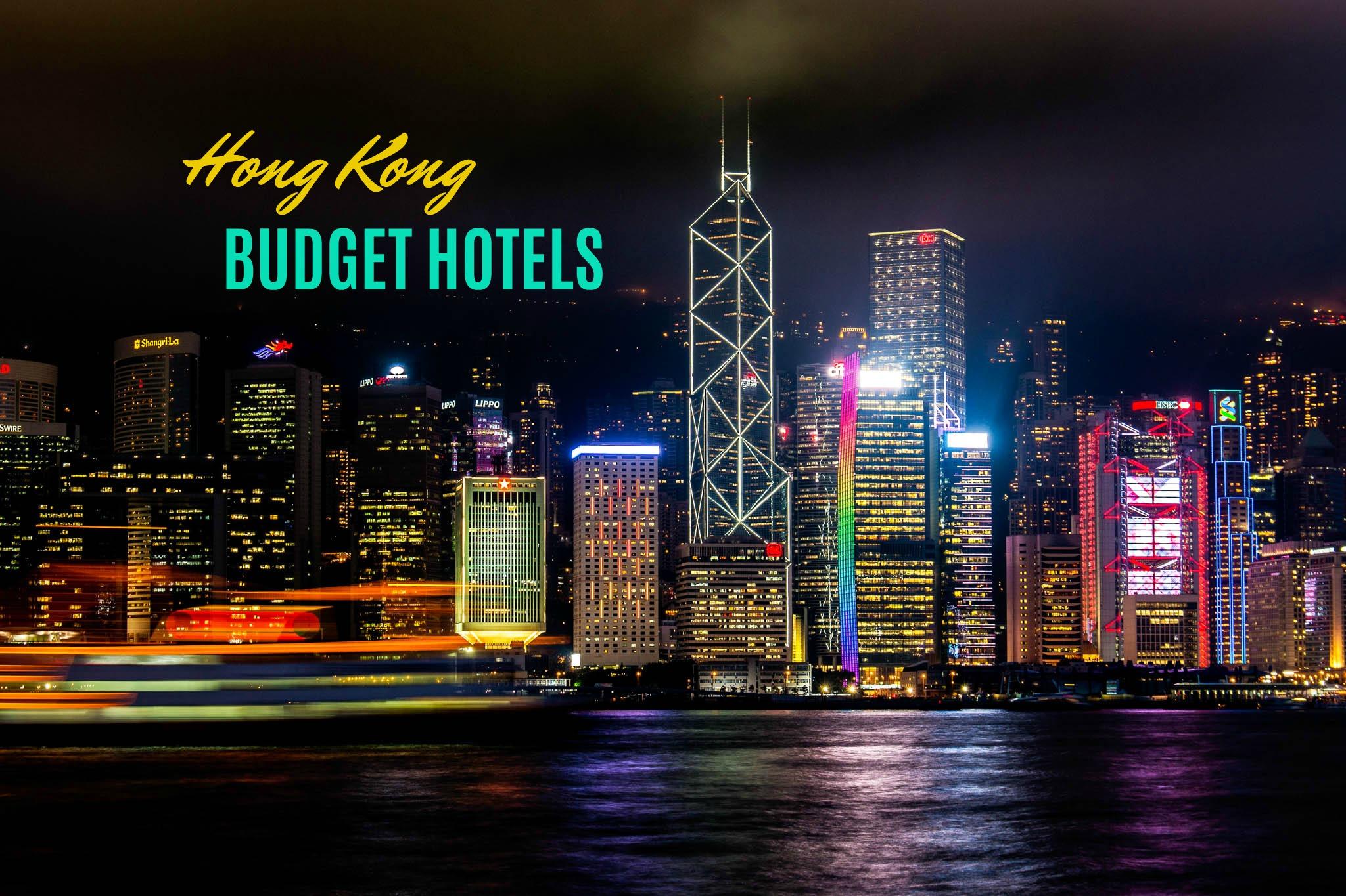 HONG KONG : Budget Hotels
