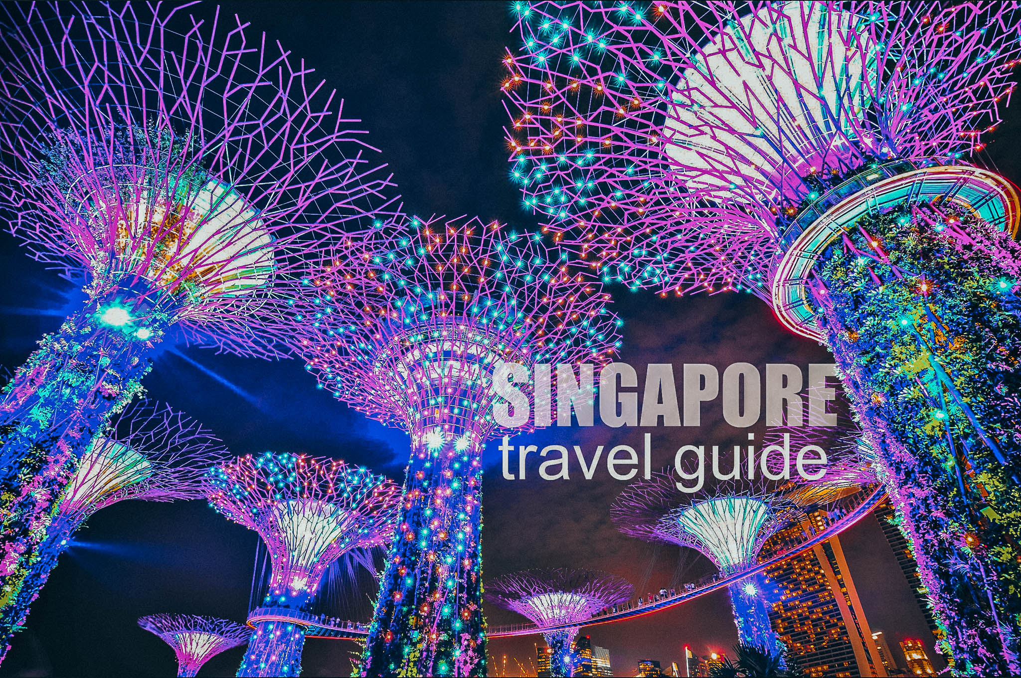 SINGAPORE TRAVEL GUIDE 2019 (Budget + Itinerary)