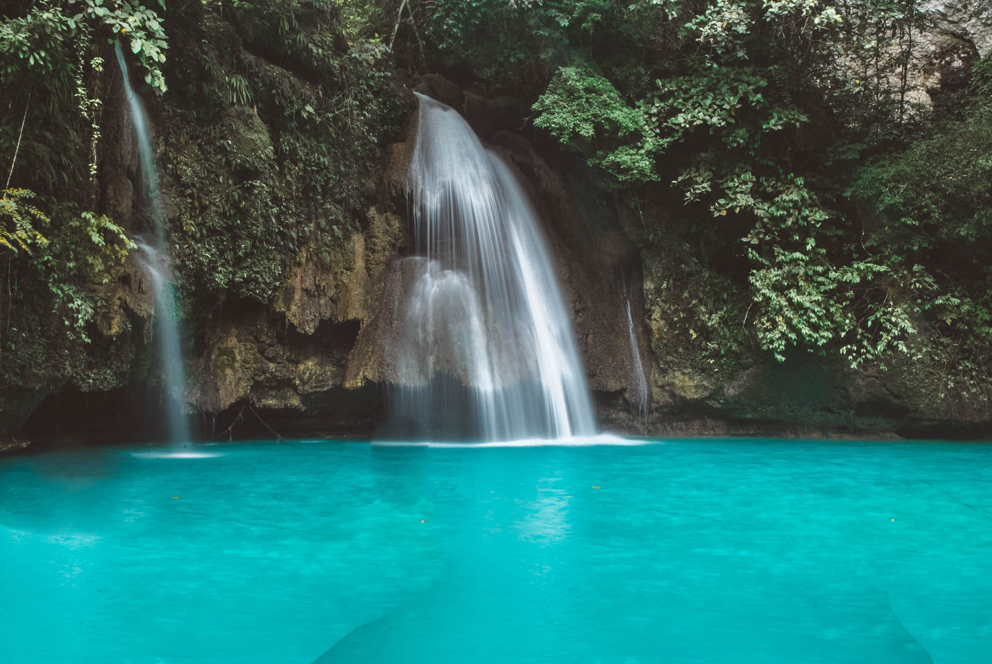 KAWASAN FALLS: From Oslob, Cebu City and Moalboal