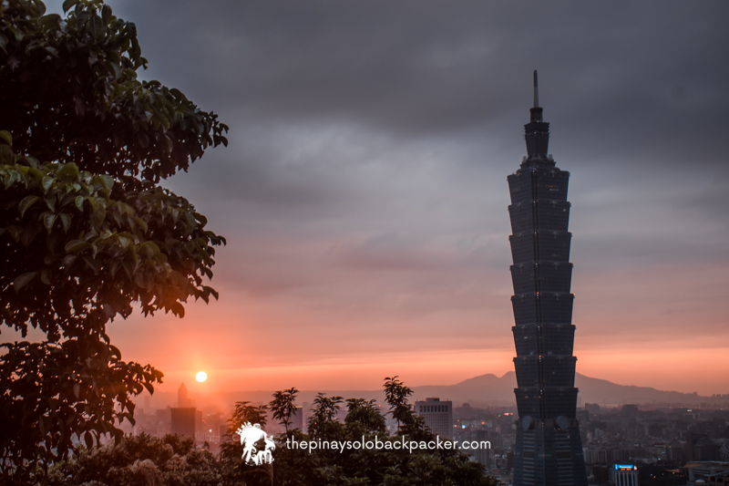 TAIPEI ELEPHANT MOUNTAIN