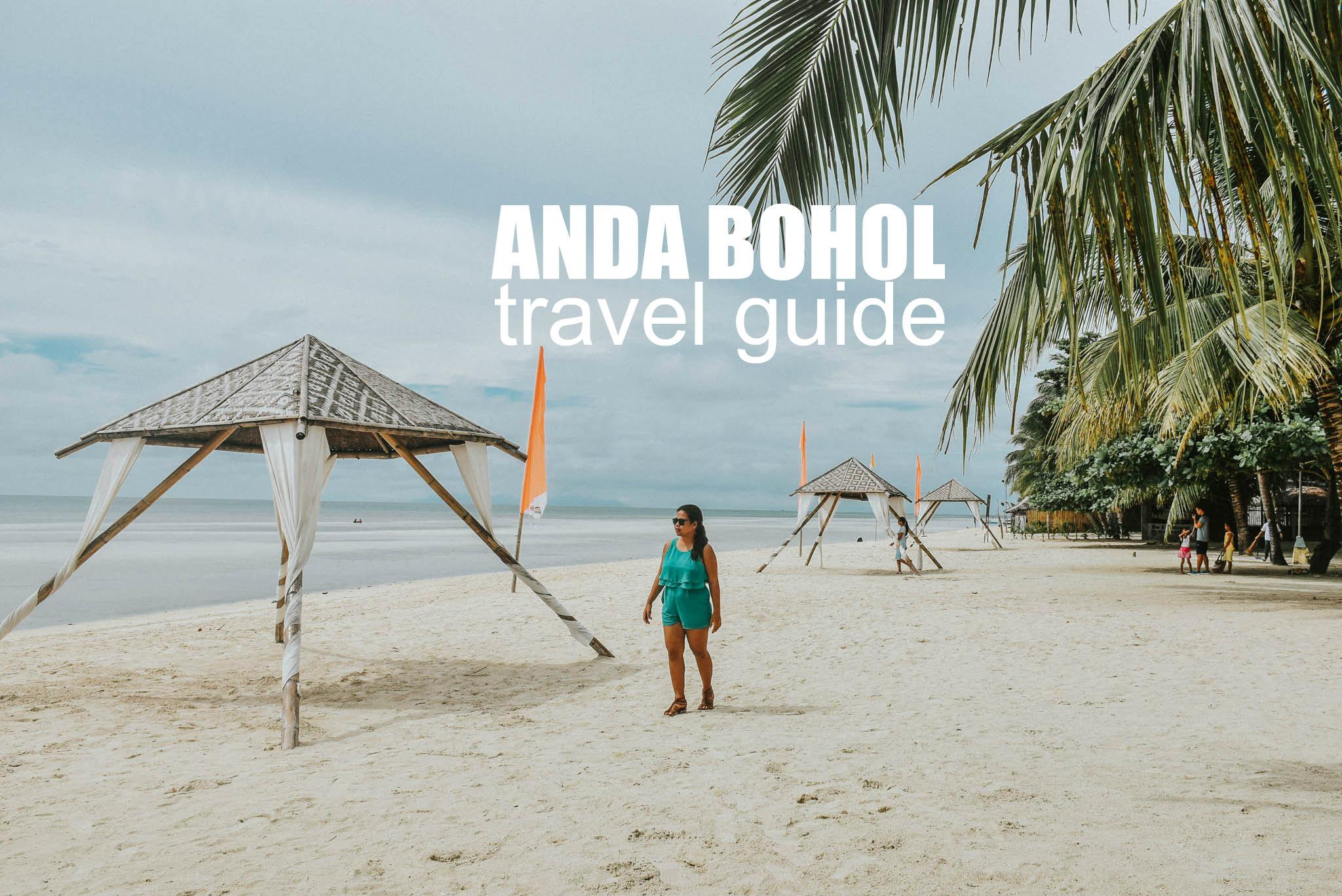ANDA BOHOL TRAVEL GUIDE (Itinerary + Budget)