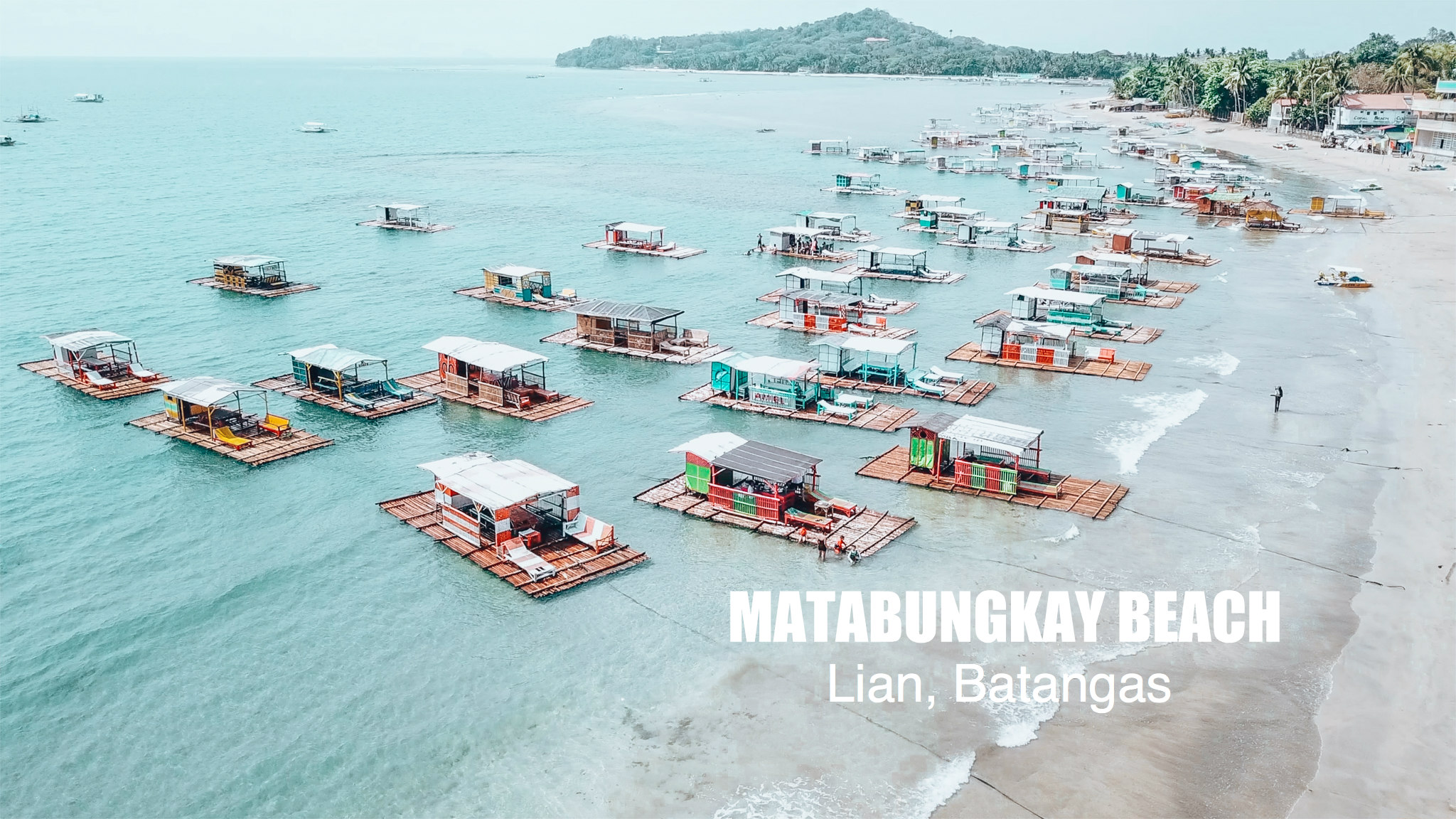Matabungkay Beach Batangas: How to get there