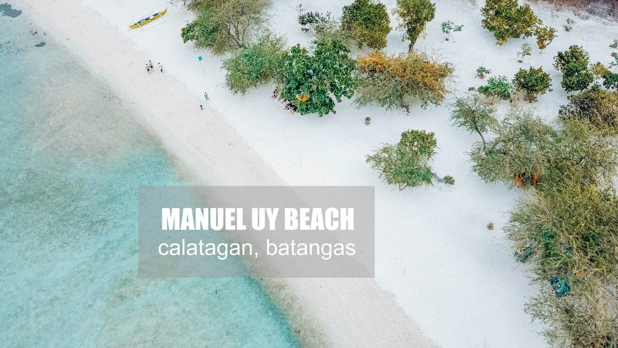 MANUEL UY BEACH RESORT CALATAGAN BATANGAS: DIY TRAVEL GUIDE (Budget + Itinerary)