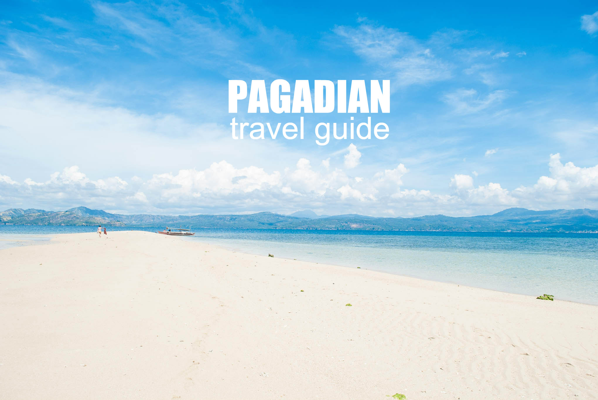 PAGADIAN TRAVEL GUIDE (BUDGET + ITINERARY)