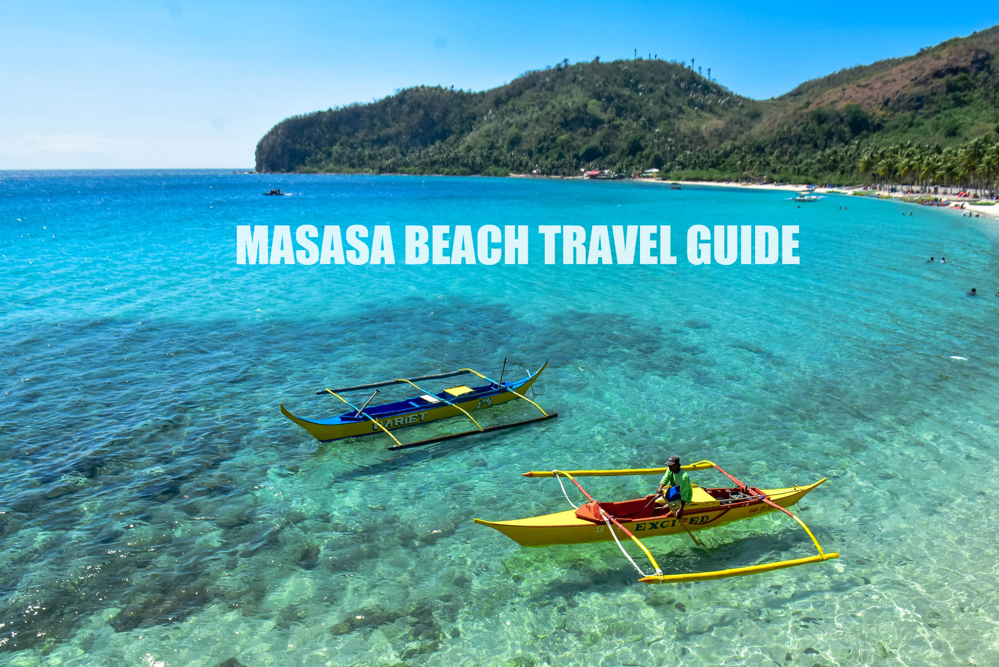MASASA BEACH TRAVEL GUIDE 2018 (Budget + Itinerary)