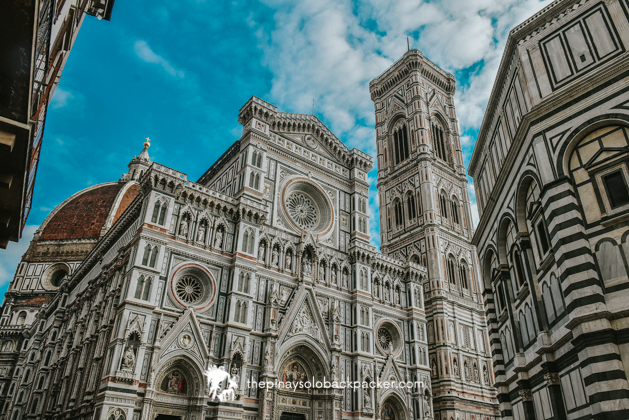 THINGS TO DO IN Florence Italy - The Doumo