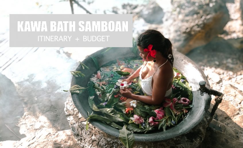 KAWA BATH SAMBOAN
