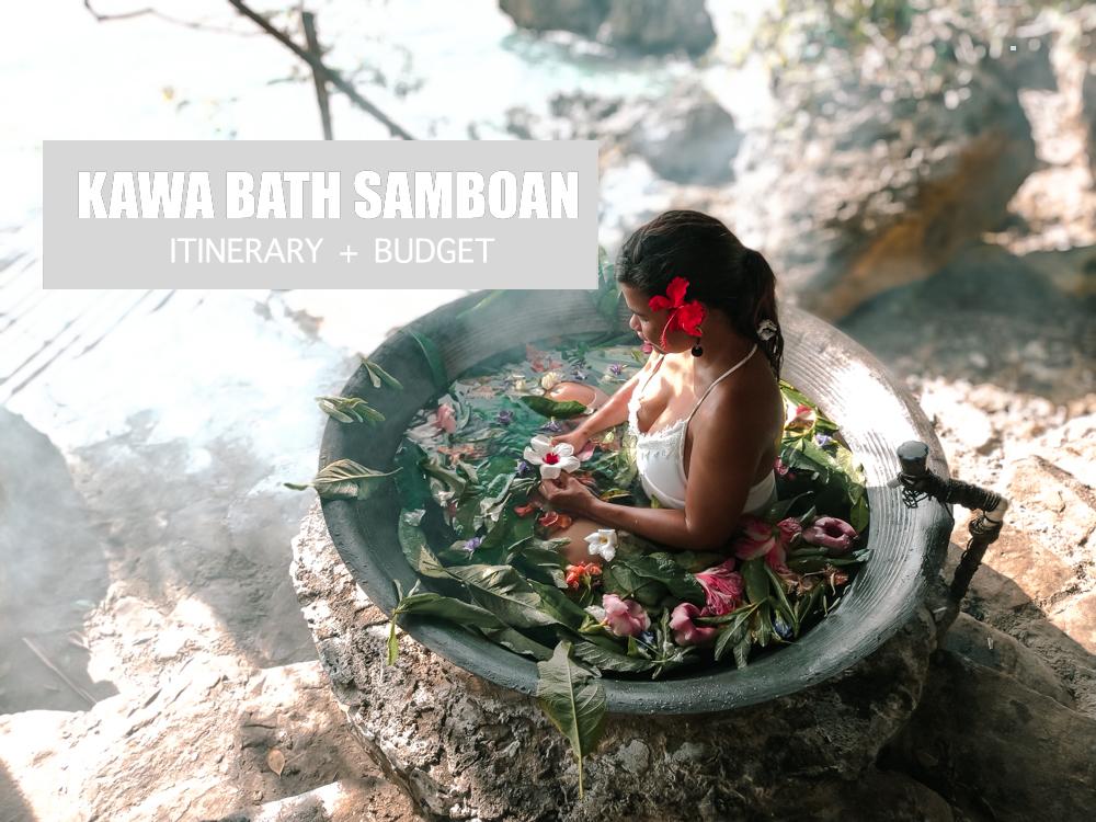 KAWA BATH SAMBOAN,CEBU: Fantasy Lodge (Budget + Itinerary)