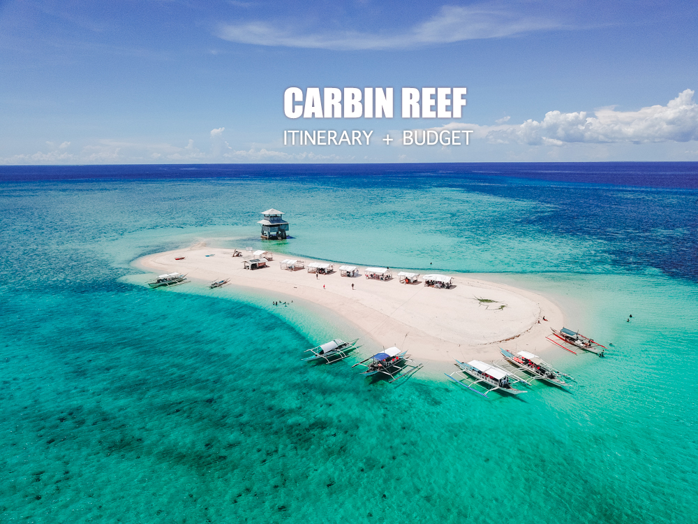 CARBIN REEF: DIY Travel Guide 2020 (Itinerary + Budget)