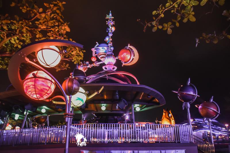 disneyland hong kong - Tomorrowland 1