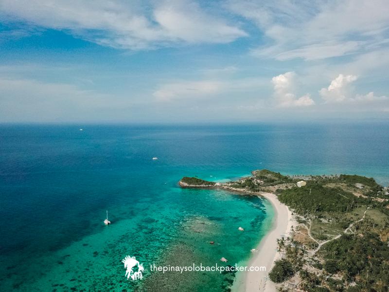 MALAPASCUA - LANGUB BEACH