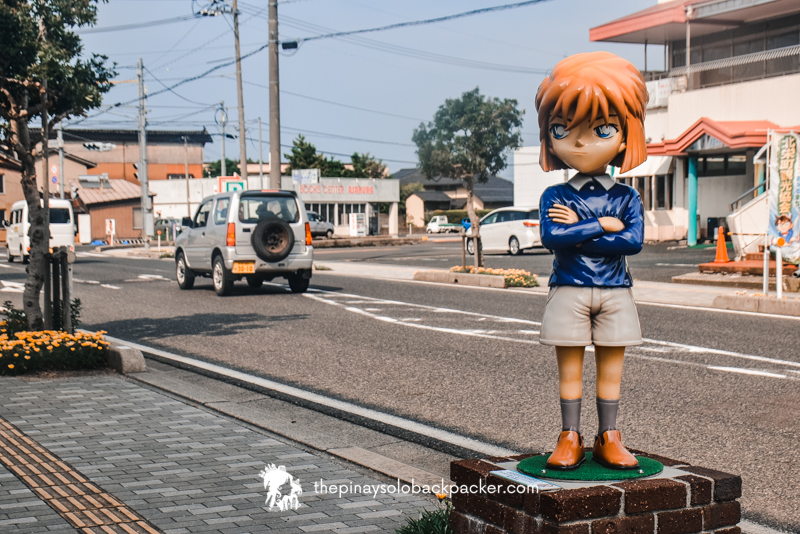 osaka to tottori - Detective Conan Town