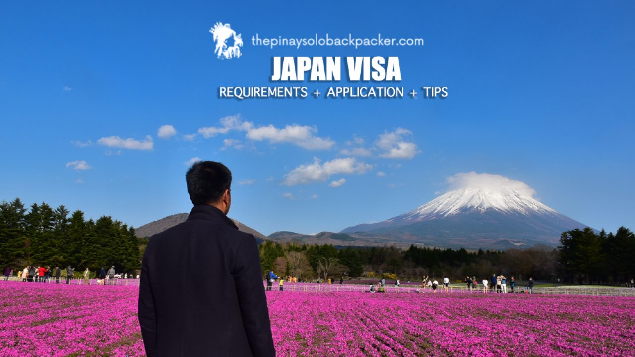 Japan Visa Requirements Tips Application Philippines 2020