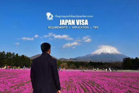 JAPAN VISA - Tokyo
