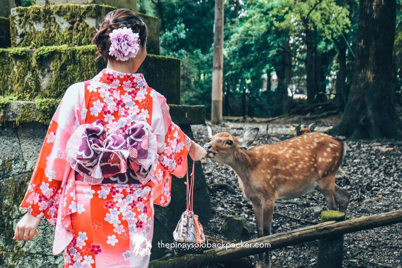 JAPAN VISA - Nara