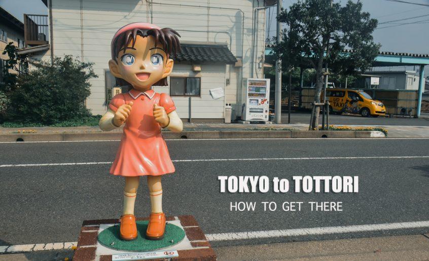 TOKYO TO TOTTORI