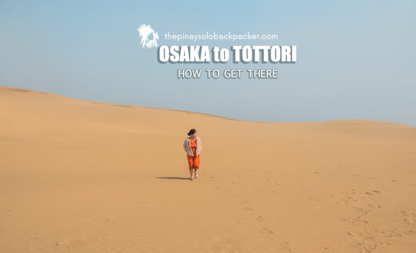 OSAKA TO TOTTORI