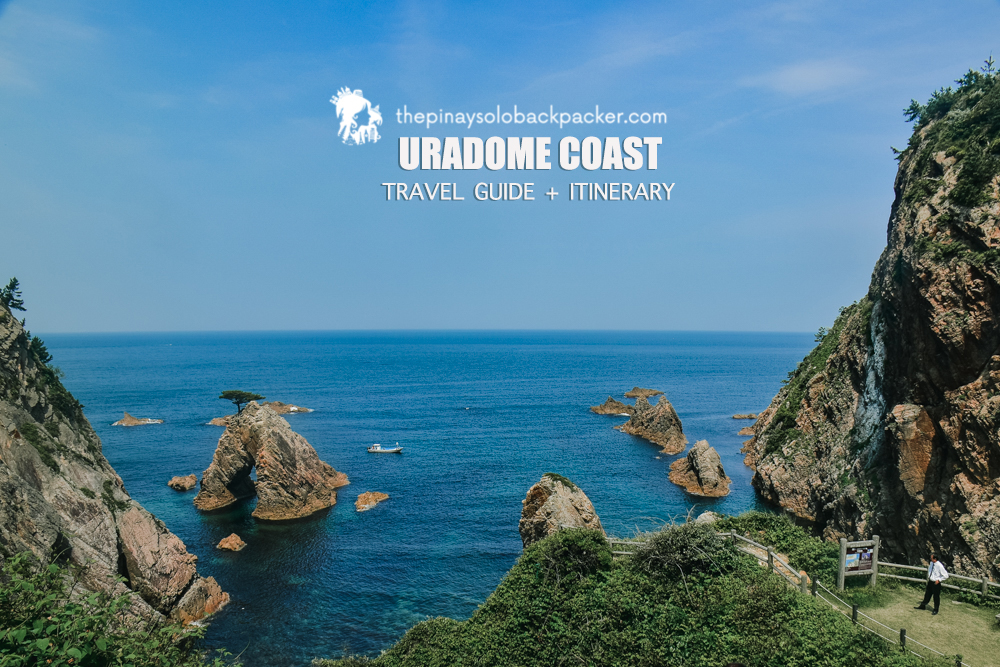 Tottori, Japan: URADOME COAST Travel Guide (Itinerary + Budget)