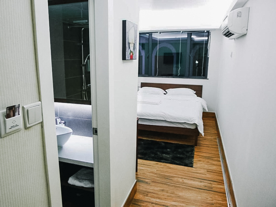 MACAU BUDGET HOTELS - 5 FOOTWAY INN