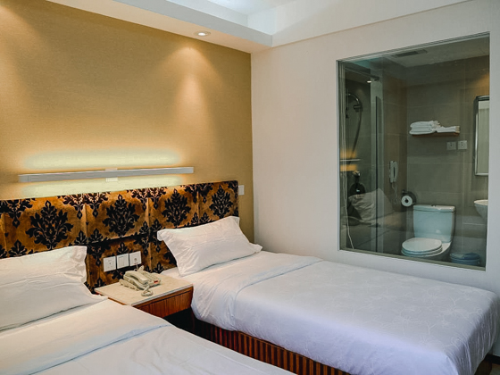 MACAU BUDGET HOTELS - ASIA BOUTIQUE INN