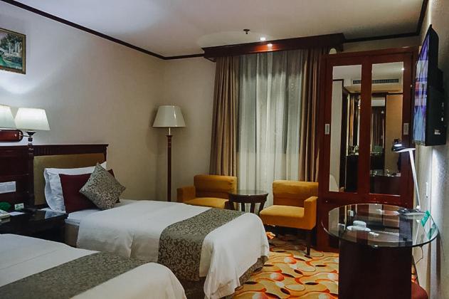 MACAU BUDGET HOTELS - MASTERS