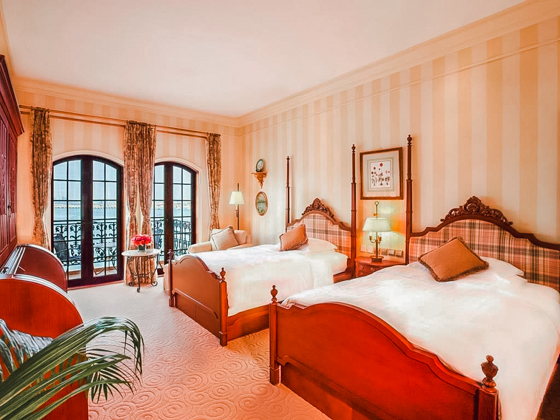 Macau Budget hotels - Rocks hotel