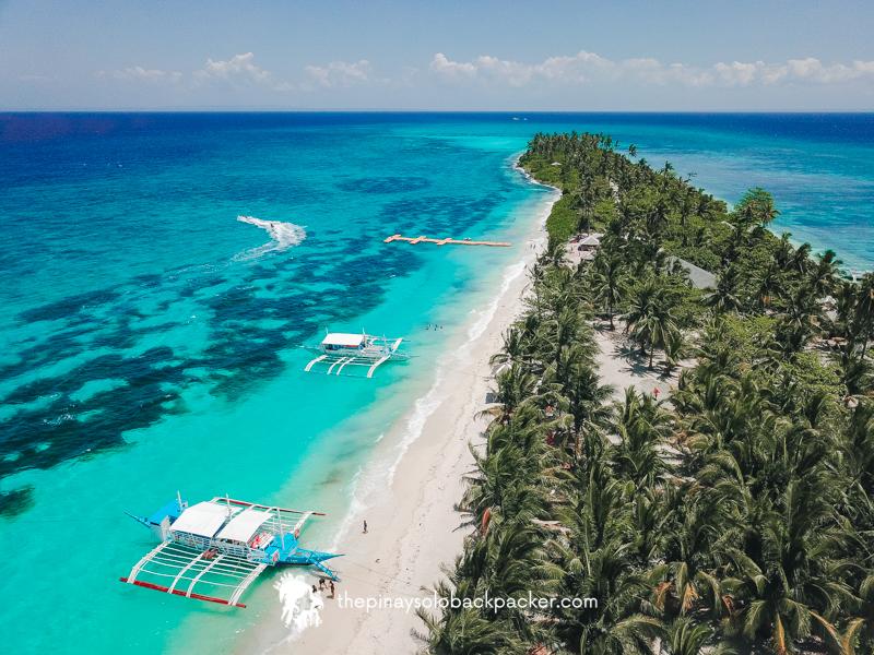 KALANGGAMAN ISLAND - BEACH
