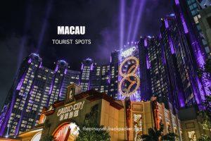 macau tourist spots