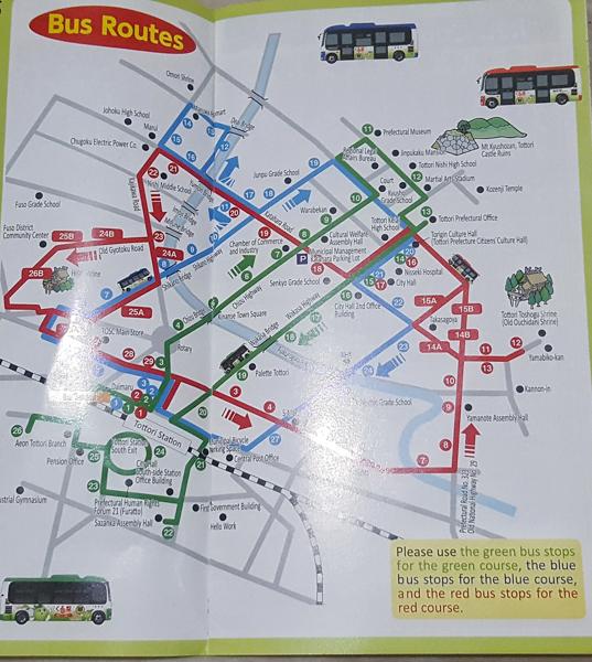 y100 bus map