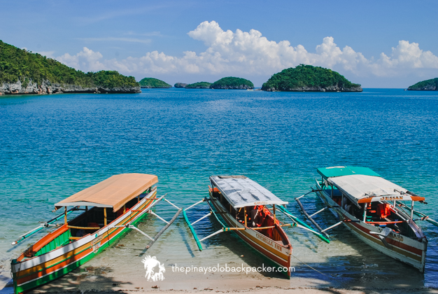 HUNDRED ISLANDS BOAT