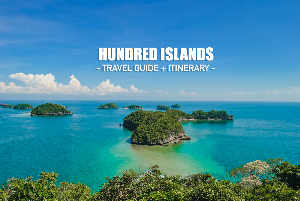 HUNDRED ISLANDS: Travel Guide (BUDGET + ITINERARY) 2018