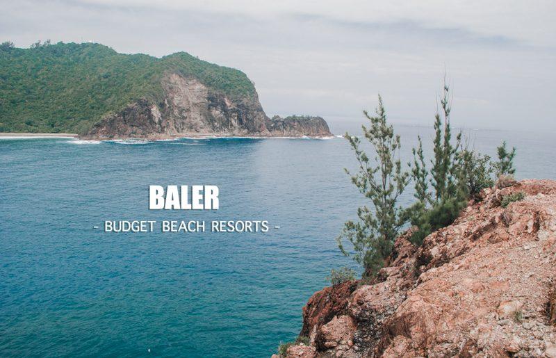 baler beach resort